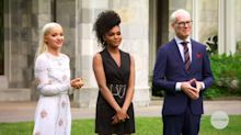 Disney 'Descendants 2' judges choose between good and evil on 'Project Runway'