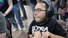How Killer Instinct player Wheels is overcoming disability to be a pro