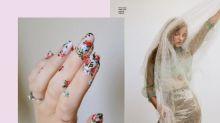 婚禮夢幻指彩靈感 15+:指尖也不能錯過,新娘就是從頭到腳都要很完美!