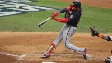 Juan Soto's World Series legend began with a home run off Gerrit Cole