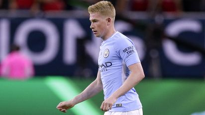 Manchester City 4 Real Madrid 1: De Bruyne shines as City hammer European champions in front of a record crowd