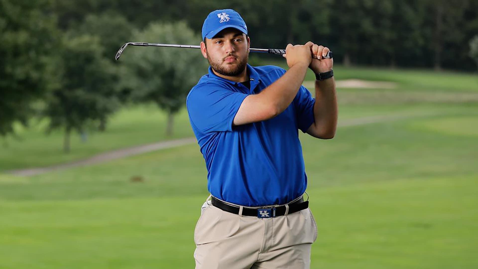 Kentucky golfer Cullan Brown, 20, dies after cancer battle