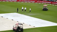England frustrated as rain reigns on day four of Test decider