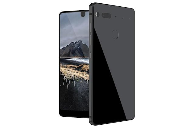 This is Andy Rubin's Essential Phone