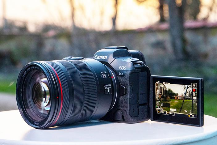 Canon EOS R5 review: A powerhouse of a camera with video compromises