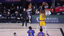 Lakers might start Dwight Howard for Game 2 vs. Nuggets