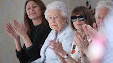 Anatomy of the Queen on the 'frow'