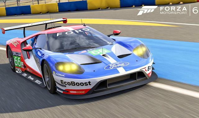 Ford launches its own esports virtual racing teams
