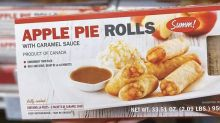 Costco Is Selling Apple Pie Rolls and All That's Missing Is the Ice Cream
