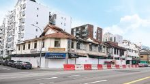 Four freehold Geylang shophouses on the market for $14 mil