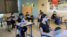 """""""Il ne faudrait pas qu'un enfant ne puisse pas faire de foot ou de basket"""" pour pourvoir acheter des masques, alerte un représentant de parents d'élèves"""