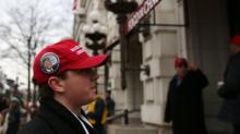 MAGA Hats Are the Newest Form of Pre-Teen Rebellion