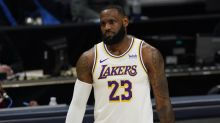 LeBron James isn't saying when or if he plans to get the COVID-19 vaccine