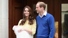 The Cambridge's newborn is the heaviest royal baby in 100 years