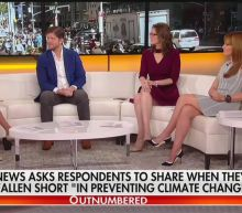 Fox News Hosts Scold Right-Wing Pundit for Mocking Greta Thunberg: 'No Kid Bashing!'