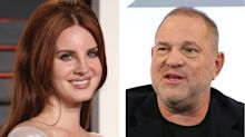 Lana Del Rey confirms X-rated song is about 'Harvey Weinstein character' and she'll no longer perform it