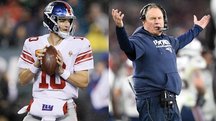 The Rush: Eli Manning is back, Patriots film illegally in flashback to 2008