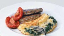 5 Ways to Add Veggies to Your Breakfast