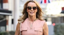 Inspired by Amanda Holden's at-home fashion show? Here's where to shop all her high street looks