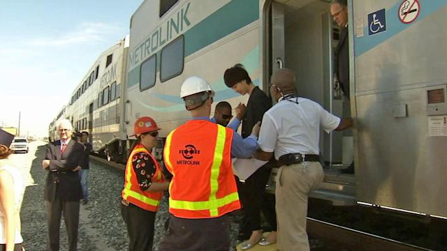 New Burbank Metrolink station to make travel to airport easier