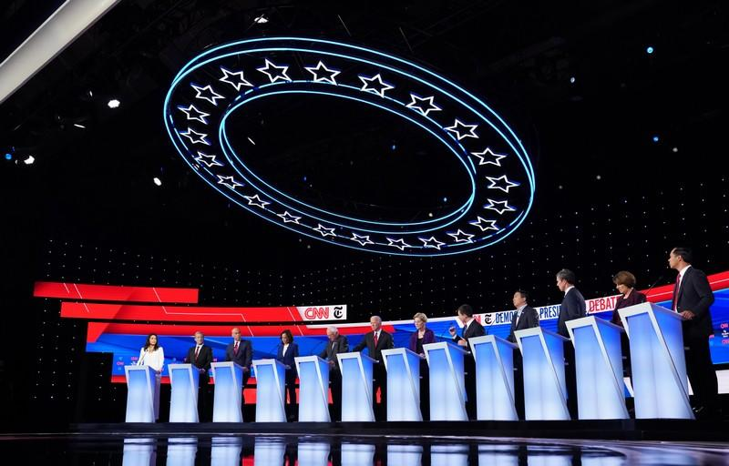 Tougher rules set stage for fewer Democrats in December presidential debate