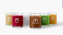 McDonalds will soon be selling Quarter Pounder scented candles