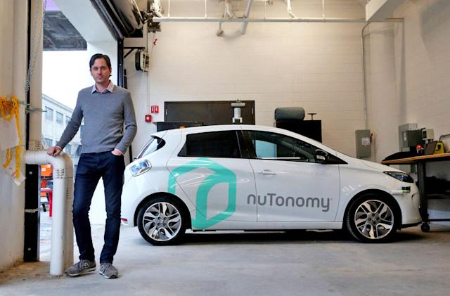 Boston is the latest city to allow self-driving car tests