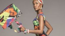 Versace Makes Another Supermodel-Studded Tribute In New Campaign