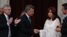 CFK, coprotagonista estelar en inicio de gobierno argentino