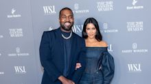 Kanye West schenkt Kim Kardashian eine Kette - mit besonderer Botschaft