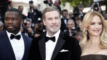 John Travolta bailando en el Festival de Cannes se vuelve viral