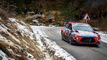 Tanak laments Monte crash for lack of WRC Hyundai seat time