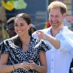Royal Tour: Meghan Markle wears patterned dress from ethical Malawian brand for day one
