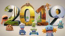 《Pokémon GO》2019 年最後的社群日 連續兩日必捉 4 大寶可夢