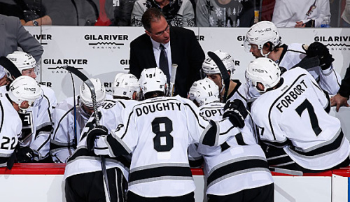 NHL: Stevens neuer Coach in Los Angeles