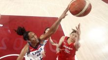 U.S. women's basketball team overcomes sluggish start in win over Japan