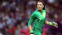 Hope Solo's road to gold