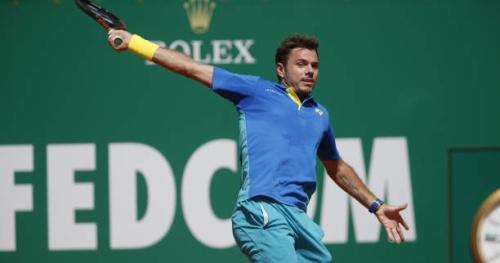 Tennis - ATP - Monte-Carlo - Masters 1000 de Monte-Carlo : Stan Wawrinka dompte Jiri Vesely en trois manches