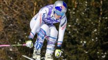 Vonn ninth as Siebenhofer completes Cortina World Cup downhill double