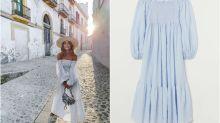 Fichamos el vestido de Alexandra Pereira que acumula miles de 'likes' (y todavía está disponible)