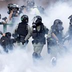 Hong Kong: UK gave training and 'support' to police accused of abuses against protesters