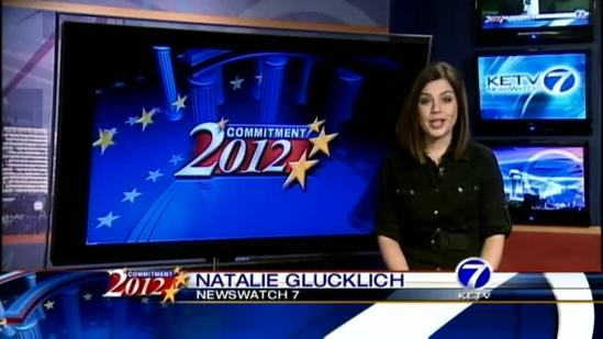 UNO students talk about presidential debate