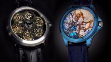物料狂人 腕錶原來可以咁樣整