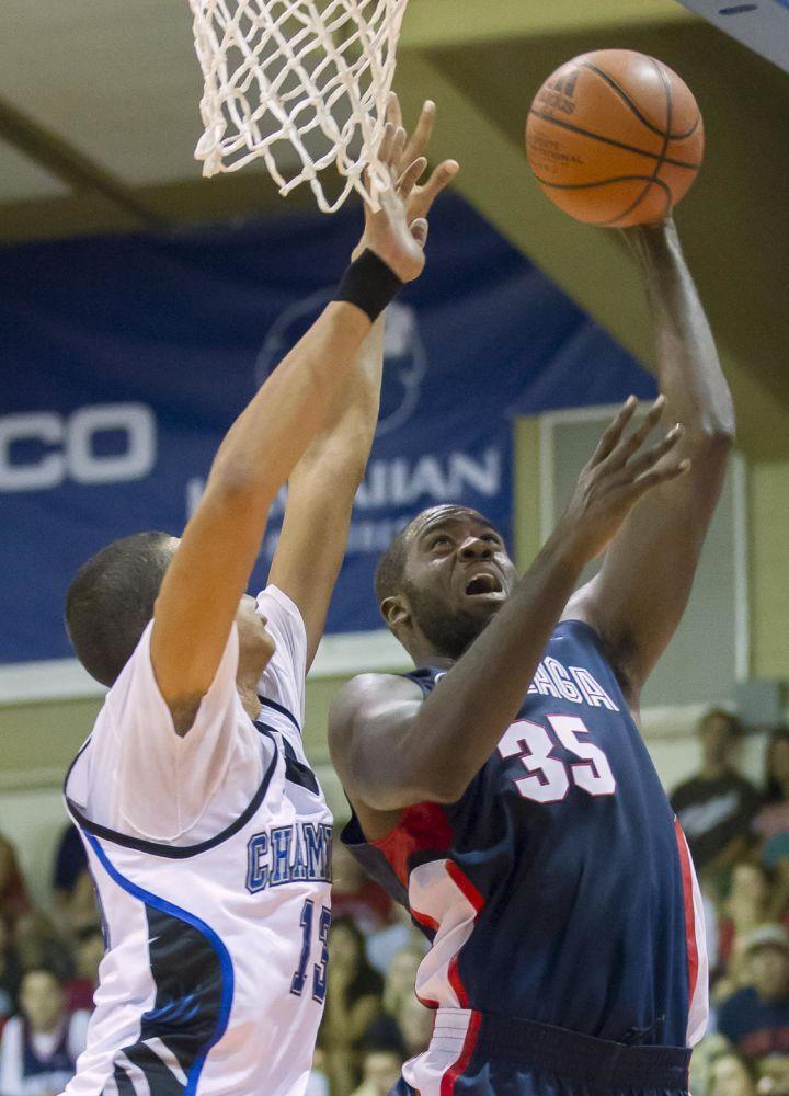 No. 11 Gonzaga rolls 113-81 over Chaminade in Maui