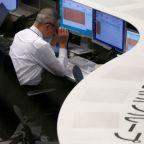 Asian shares shrug off losses, euro near three-year top
