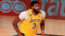 Davis, Lakers still looking for rhythm after win over Clippers