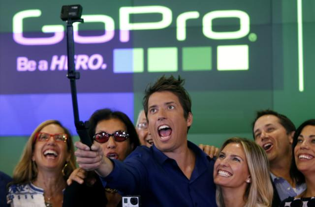 GoPro bets its near future on the Hero6 and Fusion cameras