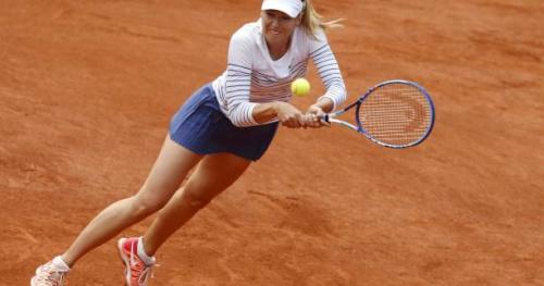 Tennis - WTA - Stuttgart - Stuttgart : Maria Sharapova de retour après 15 mois d'absence
