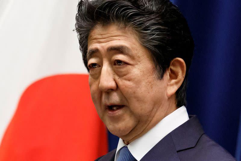 Japan's Abe to avoid visit to war-linked shrine on 75th war anniversary: Jiji