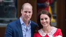 Is there a protocol for royal births?